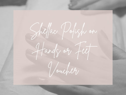 Shellac Polish Treatment Voucher Image