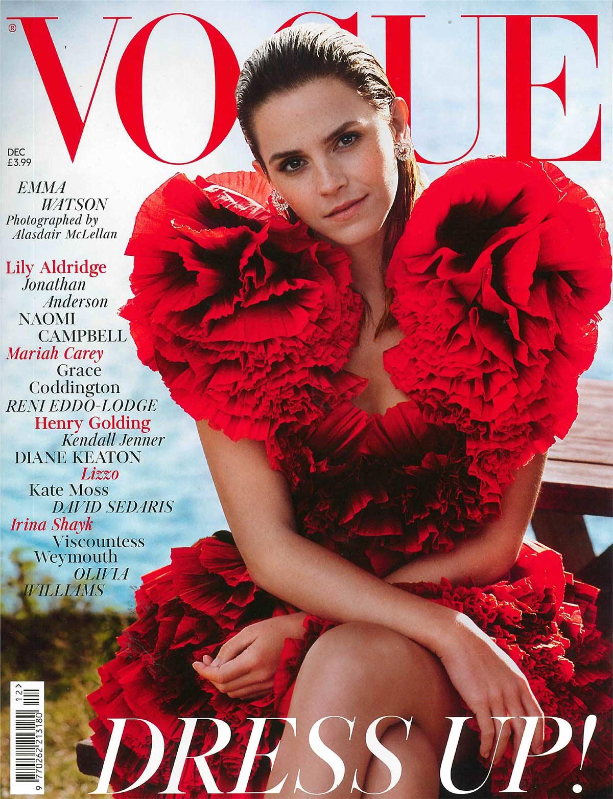 Vogue Cover 1